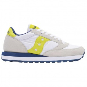sneakers-saucony-jazz-original-donna-bianco-giallo